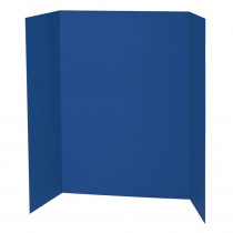 PAC3767 - Blue Presentation Board 48X36 in Presentation Boards