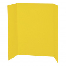 PAC3769 - Yellow Presentation Board 48X36 in Presentation Boards
