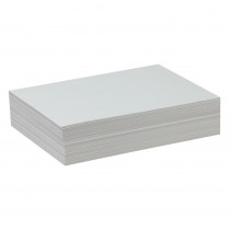 PAC4739 - White Drawing Paper 9 X 12 50 Lb in Drawing Paper