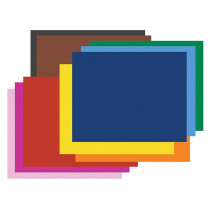 PAC54872 - 4 Ply Rr Poster Board 50 Sht Assorted in Poster Board
