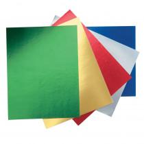 PAC5520 - Metallic Foil Board 22X28 Asst 25Pk in Poster Board