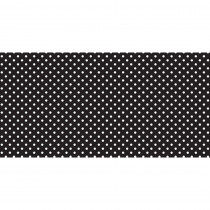 PAC55845 - Fadeless 48X50 Classic Dots Black And White Design Roll in Bulletin Board & Kraft Rolls
