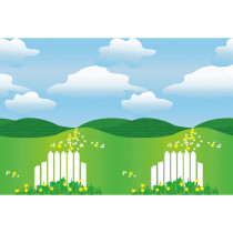 PAC56398 - Fadeless 48X12 Landscape 4Rls/Ctn in Bulletin Board & Kraft Rolls