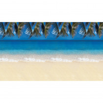 PAC56718 - Fadeless 48X12 Tropical Beach 4Rls Per Carton in Bulletin Board & Kraft Rolls