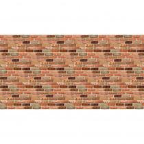 PAC57465 - Design Roll Reclaimed Brick in Bulletin Board & Kraft Rolls