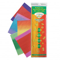 PAC58560 - Madras Tissue 12X18 Assorted 50Shts in Tissue Paper