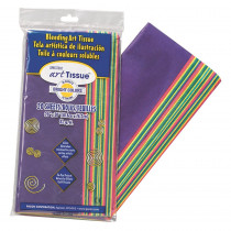 PAC58576 - Spectra Tissue Assorted Brite Color in Tissue Paper