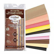 PAC58590 - Art Tissue Multicultural 20 Shts 20 X 30 in Tissue Paper