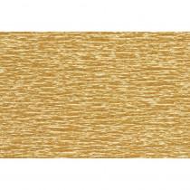 "Extra Fine Crepe Paper, Metallic Gold, 19.6 x 78.7"" - PACPLG11002 | Dixon Ticonderoga Co - Pacon | Tissue Paper"""