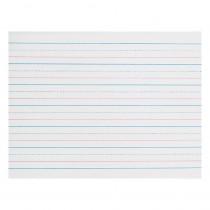 PACZP2409 - Zaner Bloser 3/4In Ruled Sulphite Paper Gr K in Handwriting Paper
