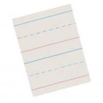 PACZP2611 - Broken Midline Paper 5/8X5/16 Long Zaner Bloser in Handwriting Paper