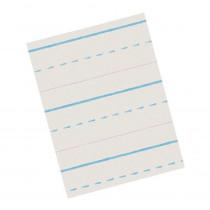 PACZP2662 - Broken Midline Paper Tablet Gr 2 in Handwriting Paper