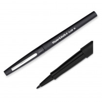 PAP84301 - Papermate Flair Point Guard Pen Black in Pens
