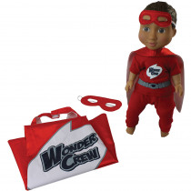 PAT5941 - Wonder Crew Buddies Superhero Marco in Dolls