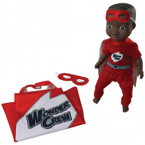PAT5943 - Wonder Crew Buddies Superhero James in Dolls