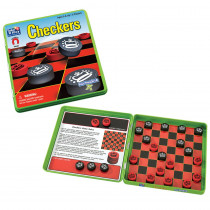 PAT671 - Take N Play Anywhere Games Checkers in General
