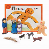 PC-1526 - The Gingerbread Boy 3D Storybook in General