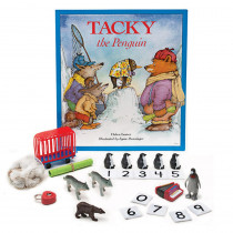 PC-1558 - Tacky The Penguin 3D Storybook in Classroom Favorites