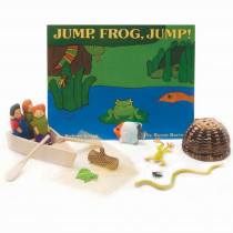 PC-1562 - Jump Frog Jump 3D Storybook in General