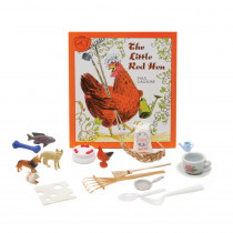 PC-1565 - The Little Red Hen 3D Storybook in General