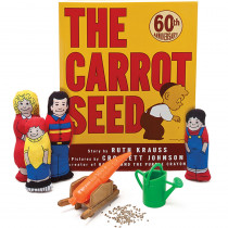 PC-1580 - The Carrot Seed 3D Storybook in Big Books