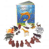 PC-1645 - Giraffes Can't Dance 3D Storybook in Classroom Favorites