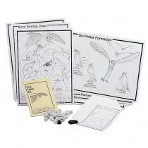 PELKDL14 - Student Owl Pellet Deluxe Classroom Kit in Animal Studies