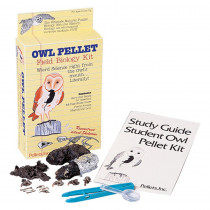 PELKSK15A - Student Owl Field Biology Kit 2 Pellets in Animal Studies