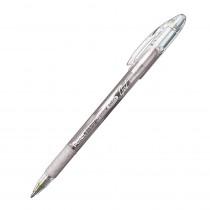 PENK908Z - Pentel Sunburst Silver Metallic Pen in Markers
