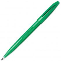 PENS520D - Pentel Sign Pen Green in Pens