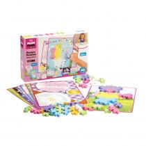 Big Picture Puzzles, Pastel - PLL03270 | Plus-Plus Usa | Puzzles