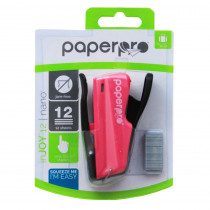 PPR1813 - Paperpro Nano Miniature Stapler Pink in Staplers & Accessories