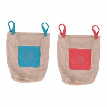 PPT94100 - Cotton Canvas Jumping Sacks in Playground Equipment