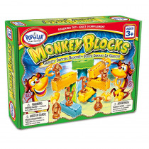 PPY50111 - Monkey Blocks in Blocks & Construction Play