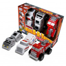PPY60402 - Build A Truck Rescue in Vehicles