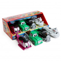 PPY61302 - Magnetic Mix Or Match Junior 2 in Vehicles