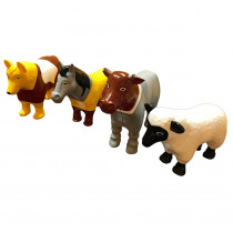 PPY62001 - Magnetic Mix Or Match Farm Animals in Animals