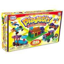PPY90001 - Playstix Deluxe St 211 Pcs in Blocks & Construction Play