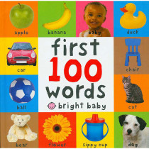 PR-9780312495411 - First 100 Words Big Board Book in Big Books