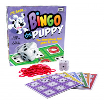 Bingo Puppy Game - PRE4040 | Pressman Toys | Bingo