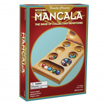 PRE442606 - Mancala Ages 6 To Adult 2-4 Players in Games