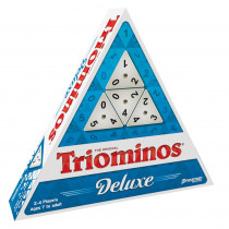 Triominos Game - PRE4451 | Pressman Toys | Dominoes