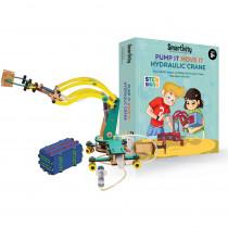 PS-SMRT1018 - Smartivity Pump It Move It Crane Machine in Activity Books & Kits