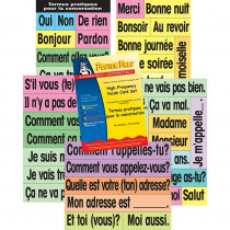 PSZP145R - High-Freq Vocab Card Set French in Flash Cards