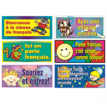 PSZSG7 - Variety Poster Set French in Multilingual