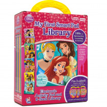 PUB7686700 - My First Smart Pad Disney Princess Box Set in Learn To Read Readers