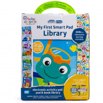 PUB7686800 - My First Smart Pad Baby Einstein Box Set in Learn To Read Readers