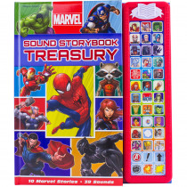 PUB7756400 - Sound Treasury Book Marvel in Classroom Favorites