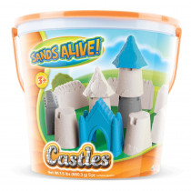 Sands Alive Castles - PVS2519 | Play Visions Inc | Sand