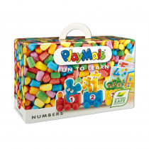 PlayMais Fun-to-Learn, Numbers - PYU160170 | Playing Unlimited Inc | Foam